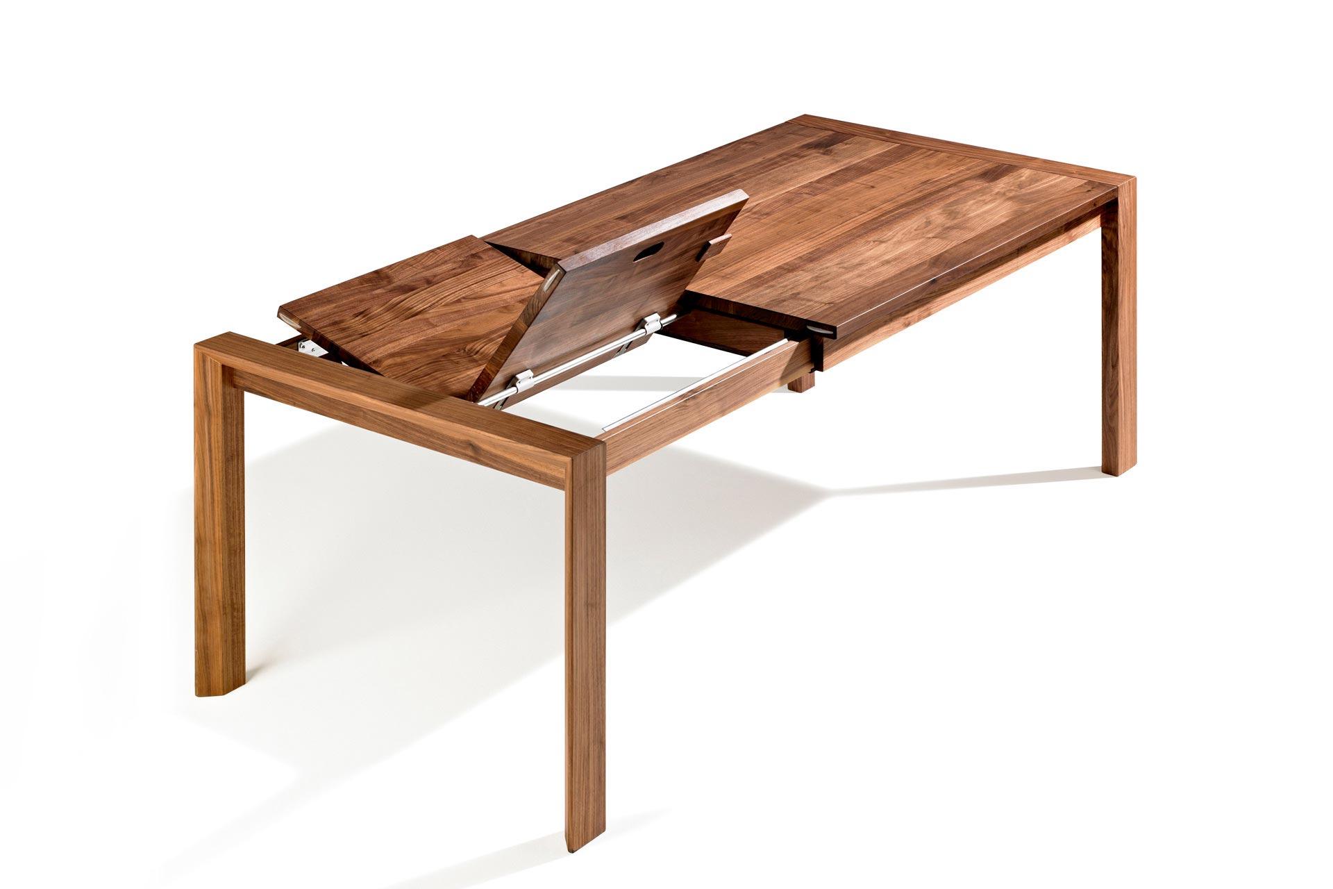 Esstisch nussbaum ausziehbar  Esstisch ausziehbar - hochwertige Esstische direkt vom Hersteller
