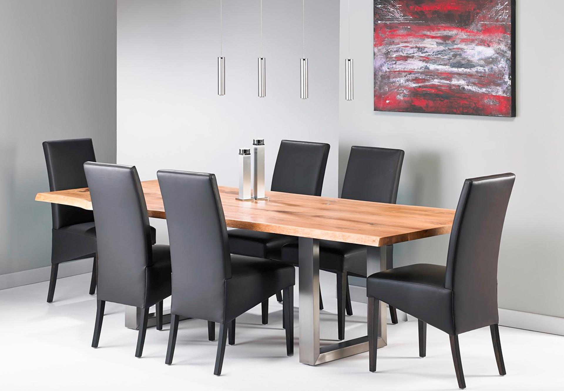 esstisch baumkante hochwertige esstische direkt vom hersteller. Black Bedroom Furniture Sets. Home Design Ideas